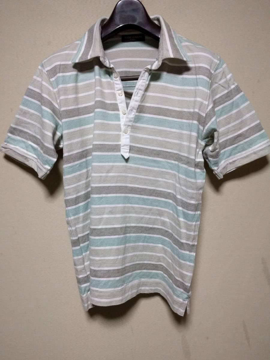 ★ 送料込み HIDEAWAYS NICOLE  ポロシャツ 48 ★_画像1