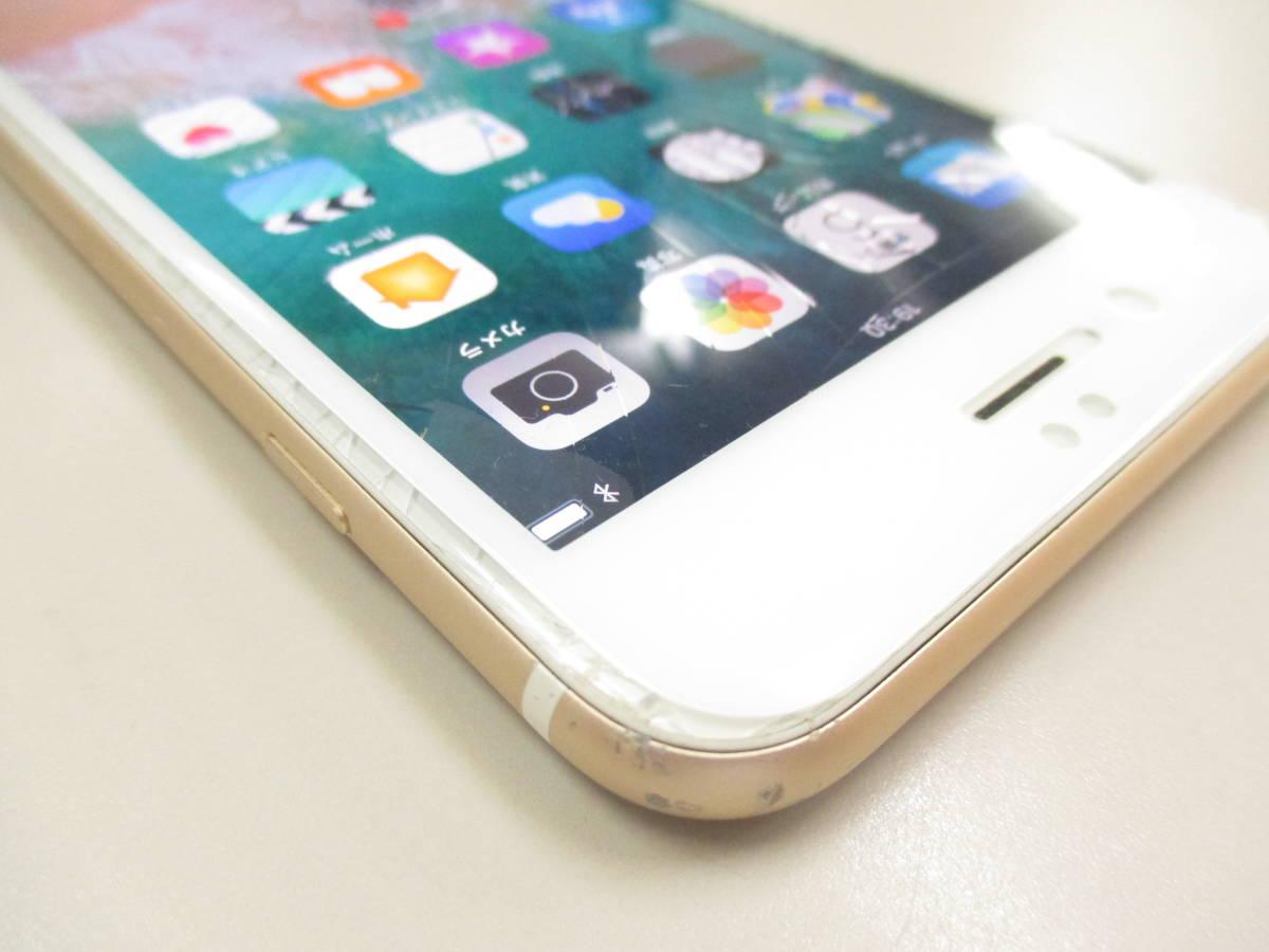 ◆◇1スタ au ◯判定 Apple iPhone6S Plus 64GB ゴールド ジャンク品◇◆_画像5
