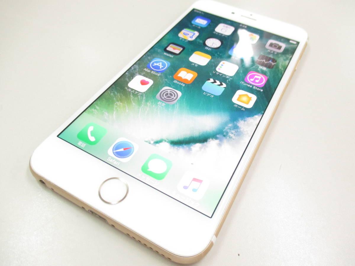 ◆◇1スタ SoftBank ◯判定 Apple iPhone6 Plus 64GB ゴールド ジャンク品◇◆