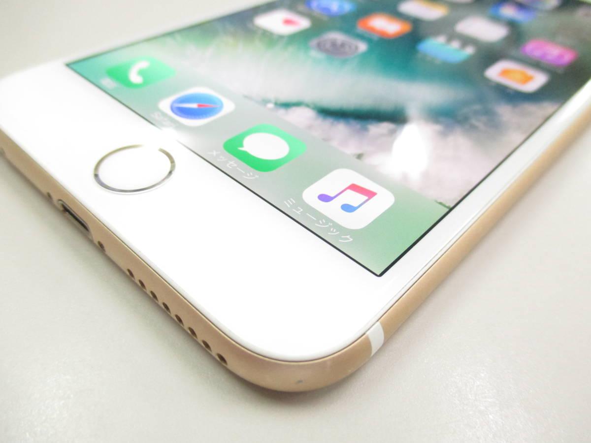 ◆◇1スタ SoftBank ◯判定 Apple iPhone6 Plus 64GB ゴールド ジャンク品◇◆_画像2