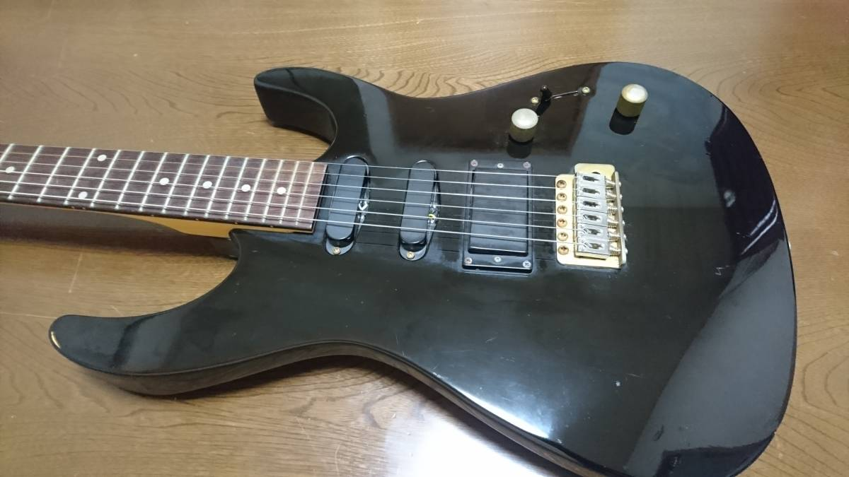 アリアプロ ARIA PRO2エレキギターXR-SERIES ストラトタイプ_画像2
