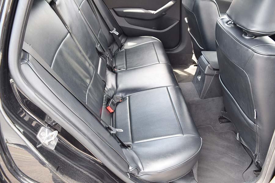 人気のMスポーツ レザー調シート BMWX1 Sドライブ18iMスポーツ サンルーフ! 販売目的の方はご遠慮下さい 現車確認如何ですか?_画像9