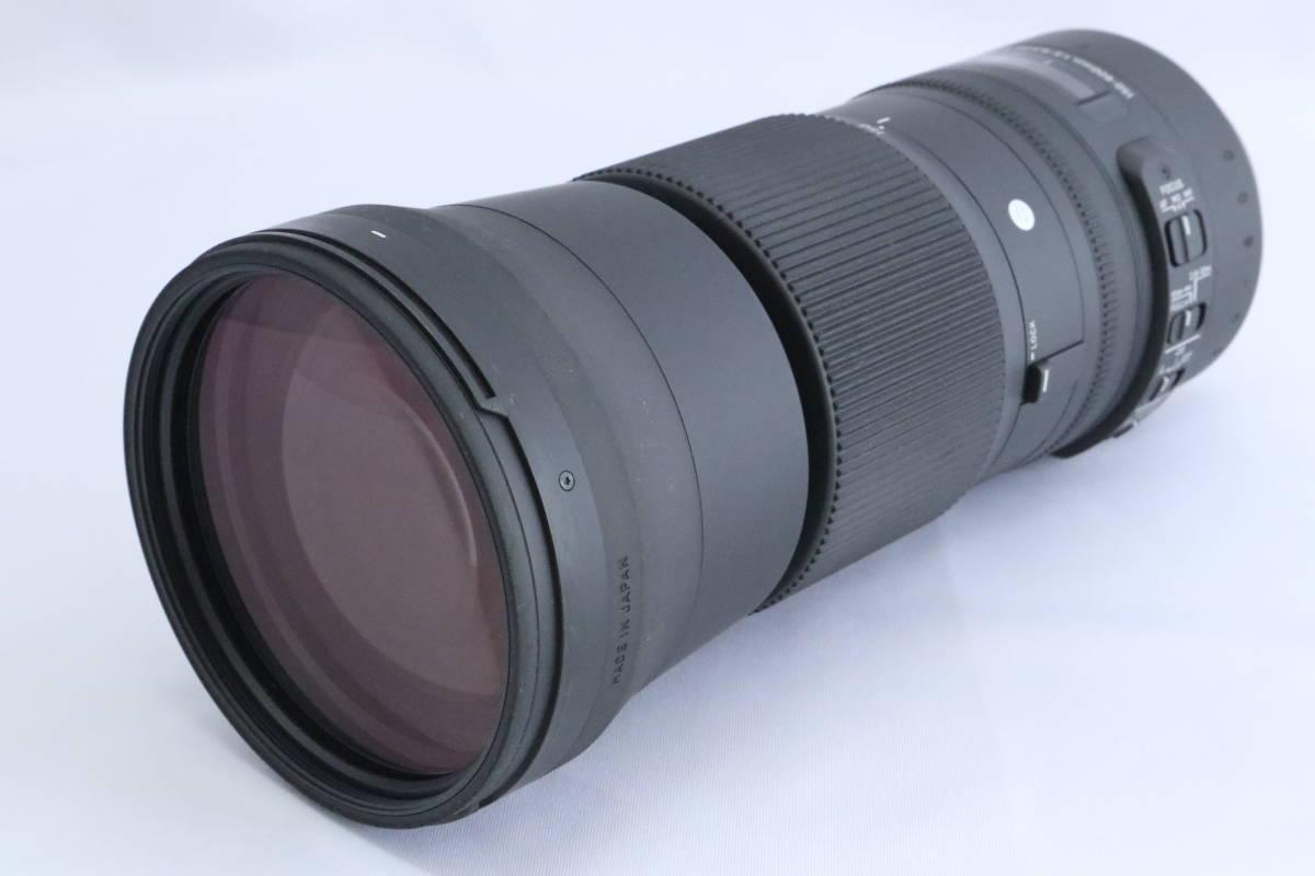 シグマSIGMA 150-600mm F5-6.3 DG OS HSM Contemporary ニコン用