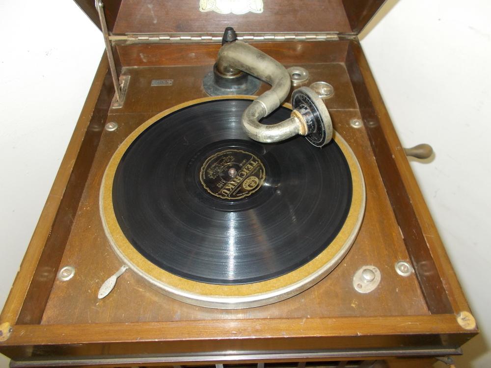 ◆古い宮型蓄音機◆SPEED NO.5.◆◆アンティーク_画像2