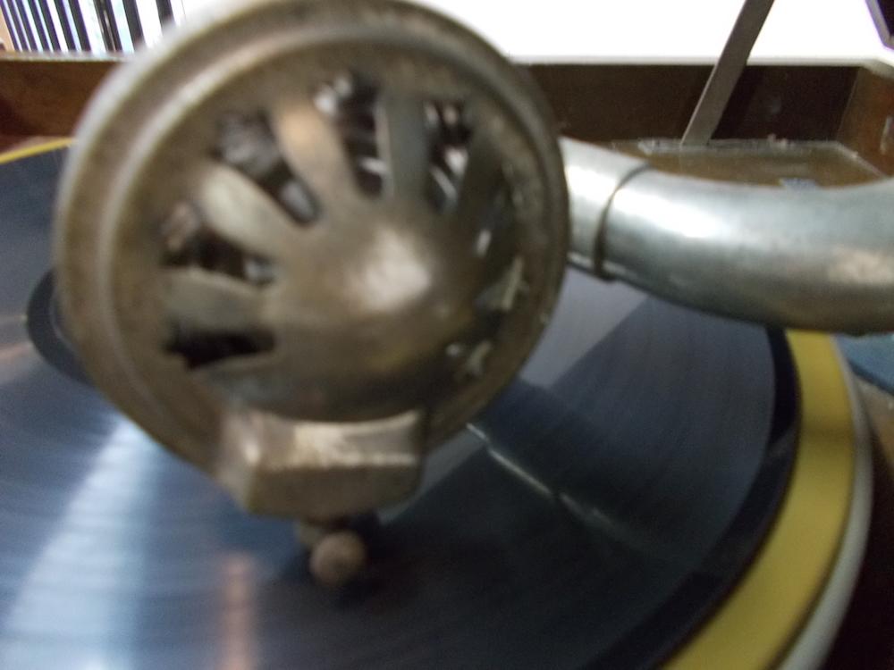 ◆古い宮型蓄音機◆SPEED NO.5.◆◆アンティーク_画像4
