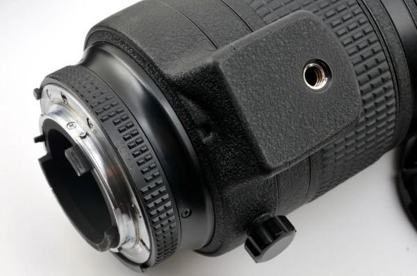 【良品】Nikon AF NIKKOR 80-200mm F2.8D ED 人気の大口径望遠ズームレンズ #2553_画像9