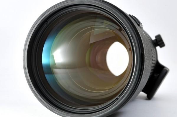 【良品】Nikon AF NIKKOR 80-200mm F2.8D ED 人気の大口径望遠ズームレンズ #2553_画像3