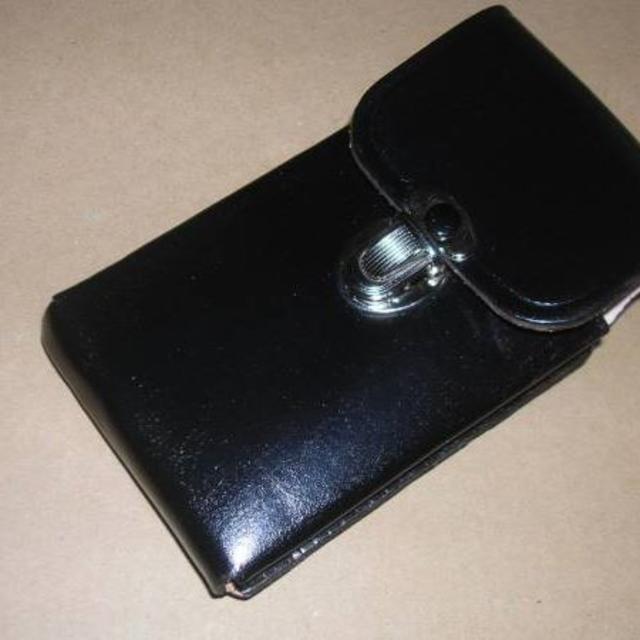 即決 スマホ 携帯ケース ドコモ SH-04G iphone6 iphone7対応  サイズM Blue toothを使用されてる方向け_画像1