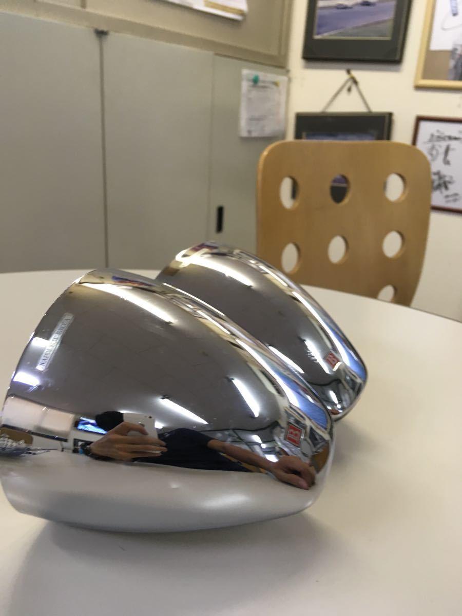 ナポレオン バッカミラー NAPOLEN BACCA ハコスカ ケンメリ GX 旧車 当時物 ローレル ジャパン 街道レーサー 社外 ミラー GT PHANTOM_画像4