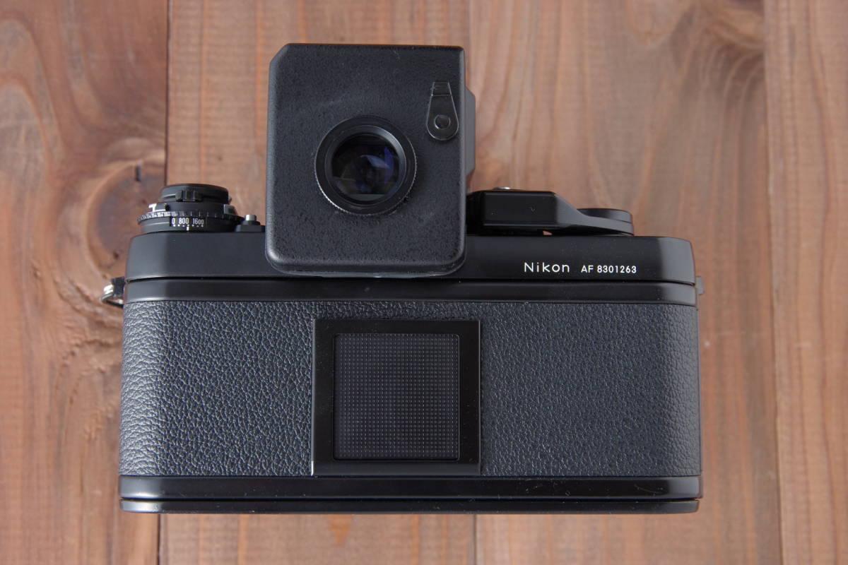Nikon F3AF & AF-NIKKOR 80mm F2.8_画像4