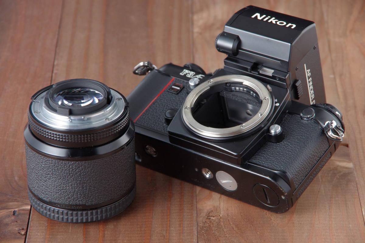 Nikon F3AF & AF-NIKKOR 80mm F2.8_画像5