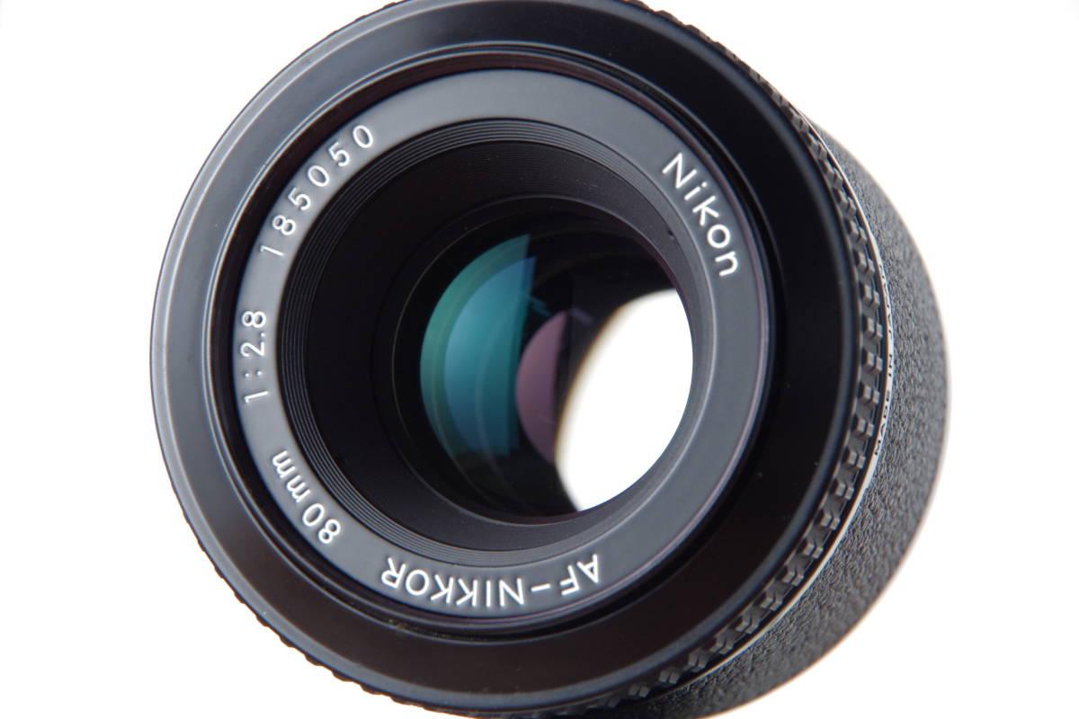 Nikon F3AF & AF-NIKKOR 80mm F2.8_画像8