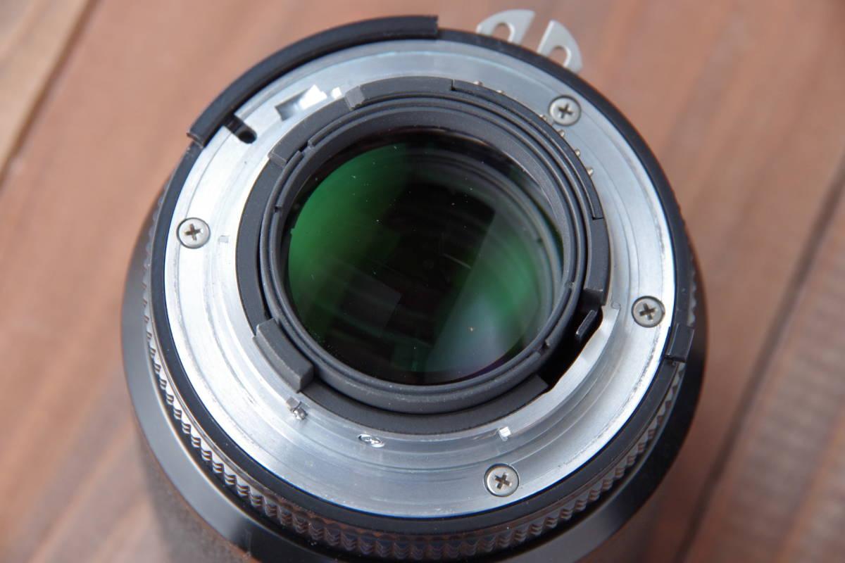 Nikon F3AF & AF-NIKKOR 80mm F2.8_画像7