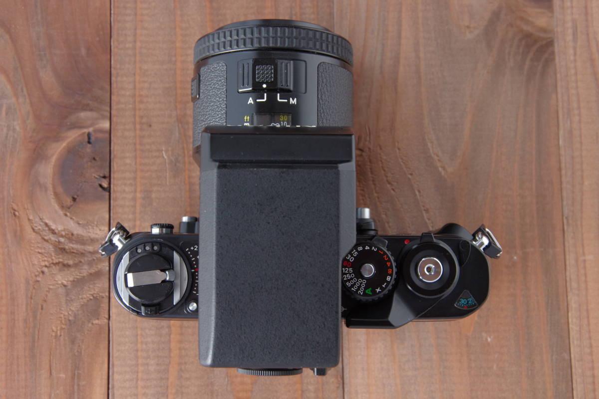 Nikon F3AF & AF-NIKKOR 80mm F2.8_画像3