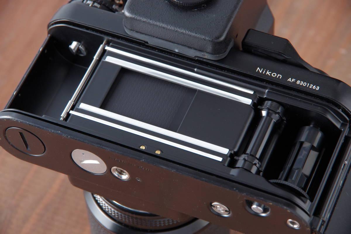 Nikon F3AF & AF-NIKKOR 80mm F2.8_画像9