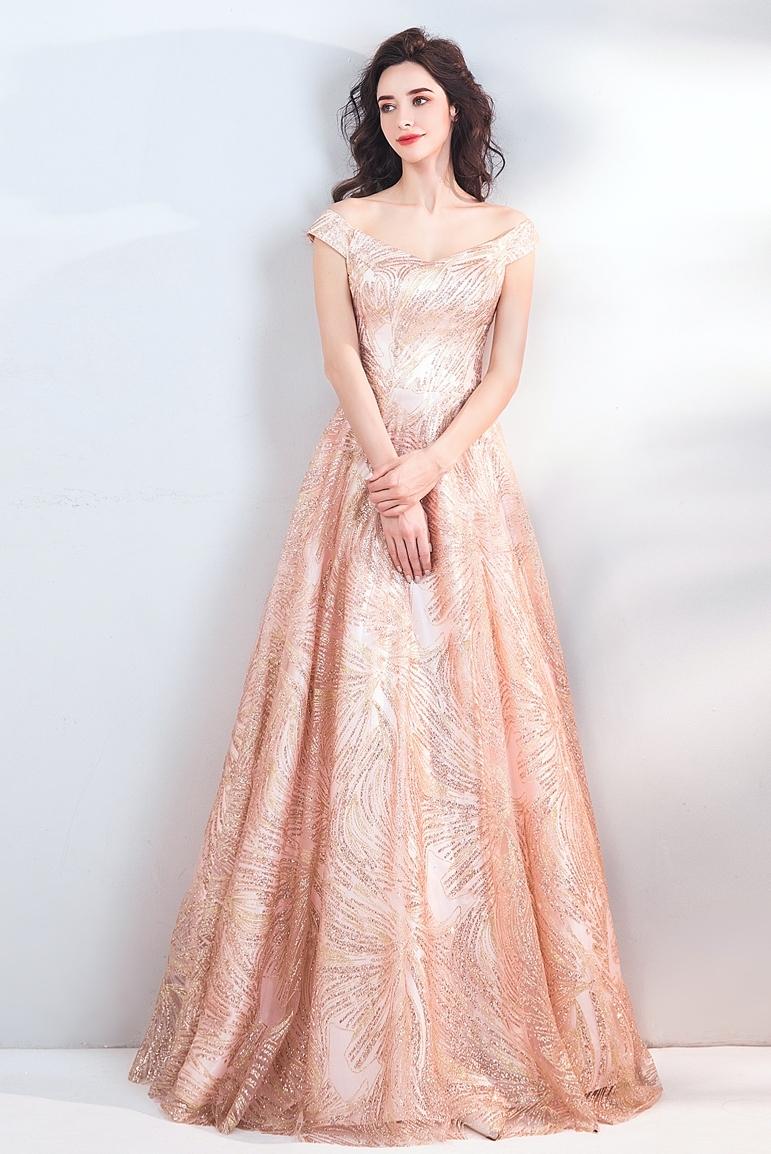 素敵なカラードレス 結婚式 披露宴 お色直し 二次会 パーティー 演奏会 発表会 ステージ衣装 TS508_画像3