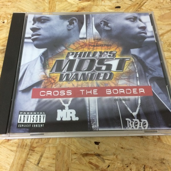 Hiphop / Philly`s Most Wanted / Cross The Border CD 中古品_画像1