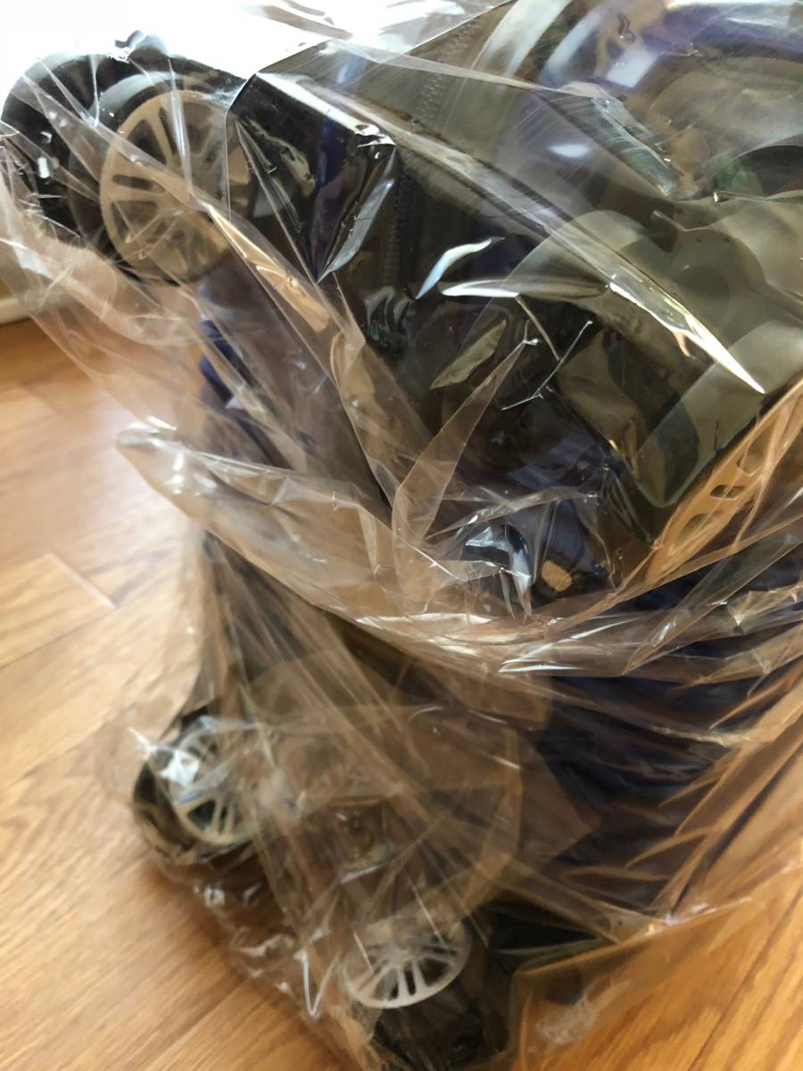 佐藤製薬 サトちゃん トラベルフェスタ4 スーツケース/キャリーケース ポーチ&ネームタグセット_画像4