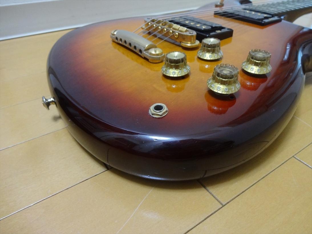 ヤマハ エレキギター SF7000 YAMAHA Electric guitar 80年代最上位機種_画像4