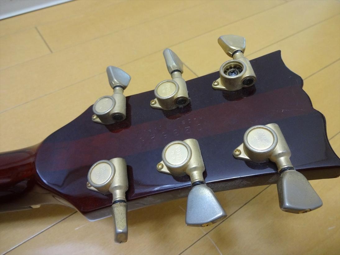 ヤマハ エレキギター SF7000 YAMAHA Electric guitar 80年代最上位機種_画像9