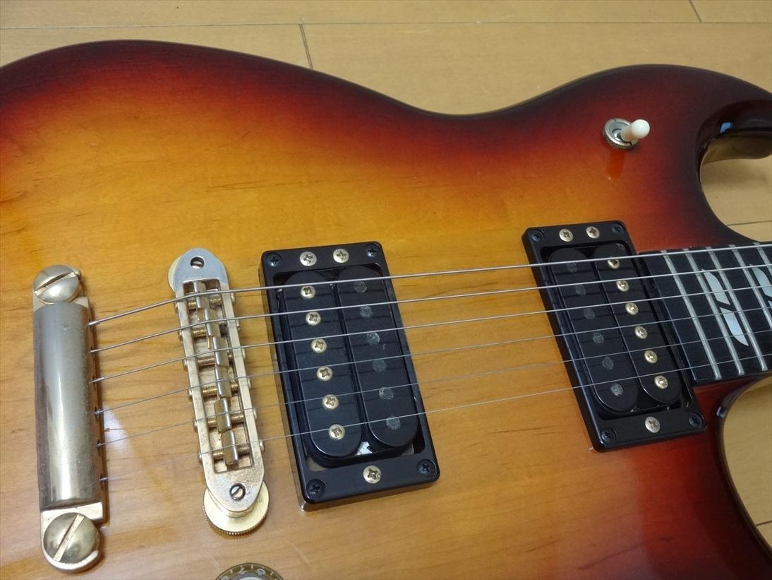 ヤマハ エレキギター SF7000 YAMAHA Electric guitar 80年代最上位機種_画像6
