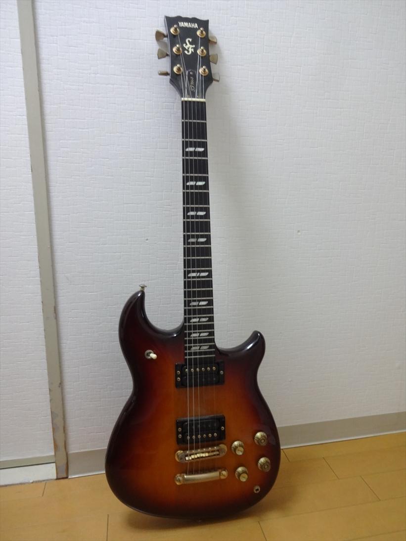 ヤマハ エレキギター SF7000 YAMAHA Electric guitar 80年代最上位機種_画像2