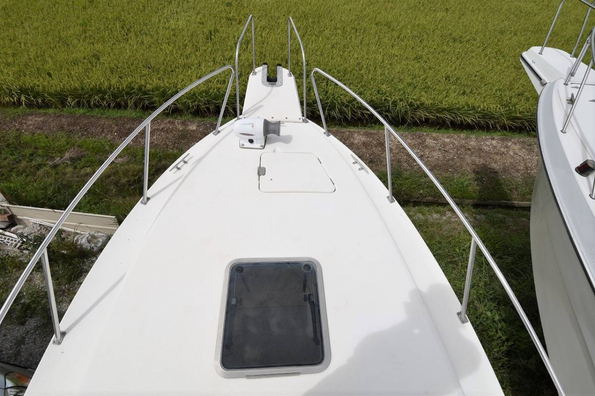 ☆★船屋.com 整備済良質艇!!☆★YAMAHA FC-24 ホンダ平成20年製造150ps!!_画像9