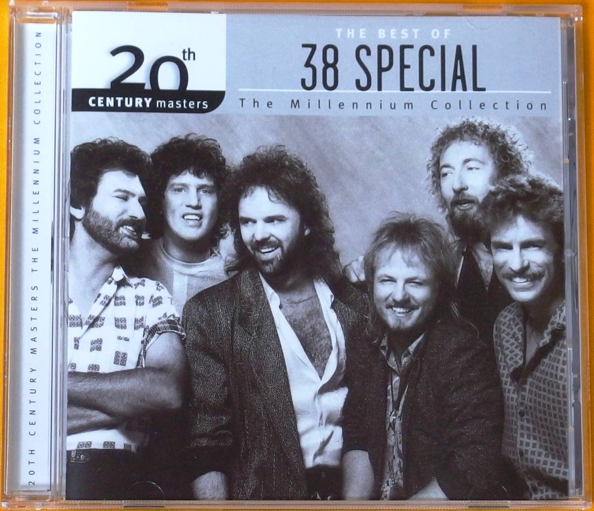 38 Special, The Best of: Millennium Collection 20th Century Masters 輸入盤CD中古美品
