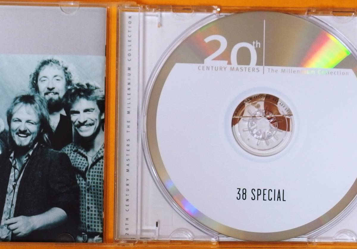 38 Special, The Best of: Millennium Collection 20th Century Masters 輸入盤CD中古美品_画像3