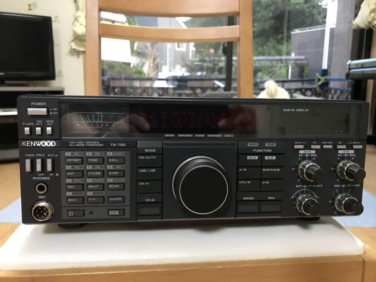 KENWOOD Kenwood TS-790 144/430 all mode tiger nsi bar body