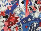 goropikadon56 - 新品 日本製 オックス生地【ミニーマウス&デイジーダック】110cm×50cm
