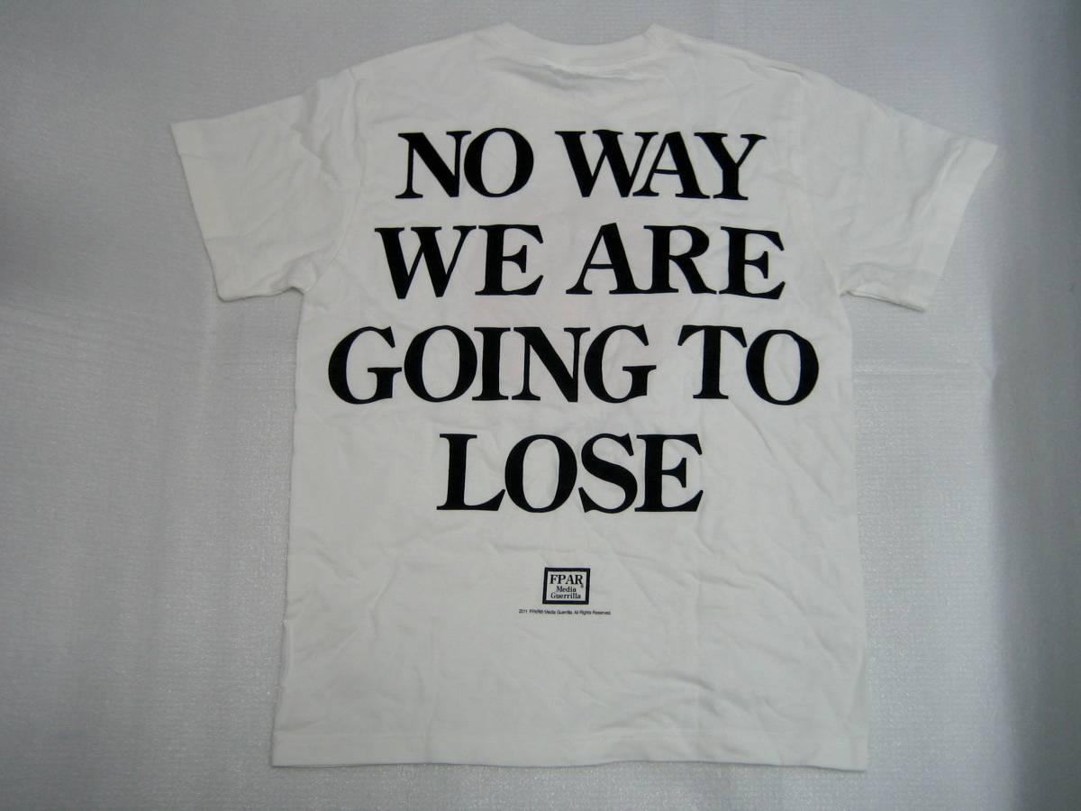 新品  WTAPS 限定 40% FPAR 東北 東日本大震災 日の丸 チャリティ  Tシャツ S 定14500  オマケ ライター付き