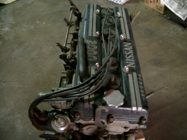 S20エンジンPGCハコスカケンメリGTRフェアレディZ432PS30O/H超超稀少当時物保管_画像2