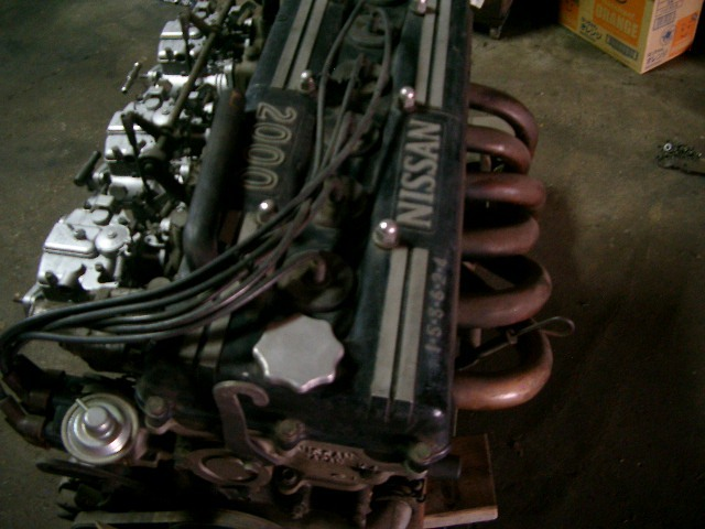 S20エンジンハコスカケンメリGTRフェアレディZ432O/H超超稀少_画像4