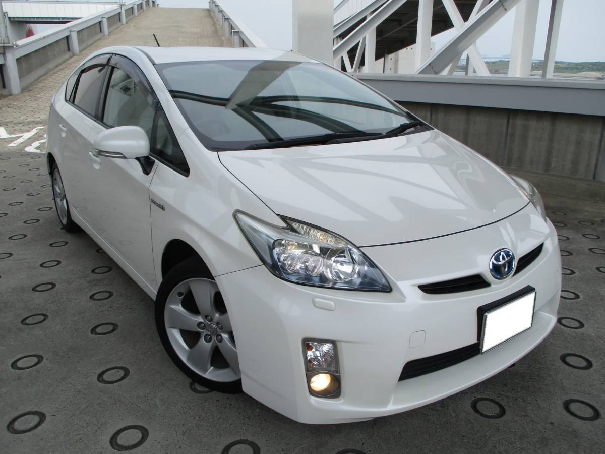 H23 Highest Grade Prius 1 8 G Touring Vehicle Inspection