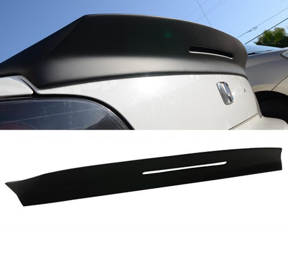 ホンダ S2000 AP1 AP2 ロードスター リアトランクウィングスポイラー艶消黒マットブラック TM 2000-2009_画像2