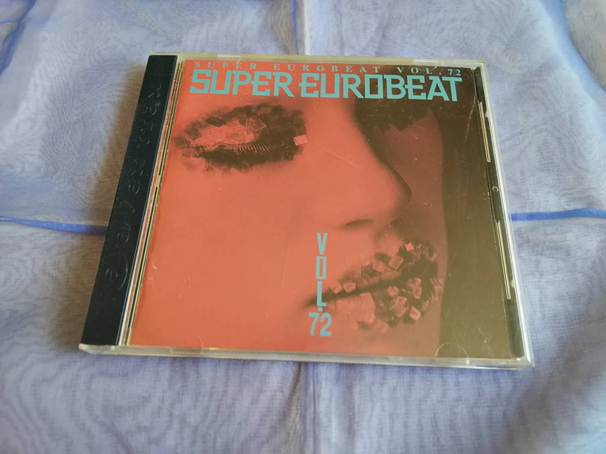 SUPER EUROBEAT VOL.72 スーパーユーロビート