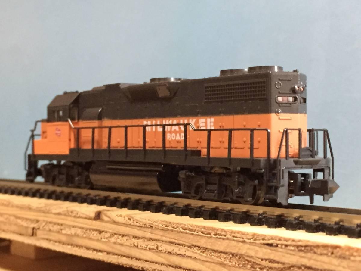 KATO USA 176-017 EMD GP38/GP38...