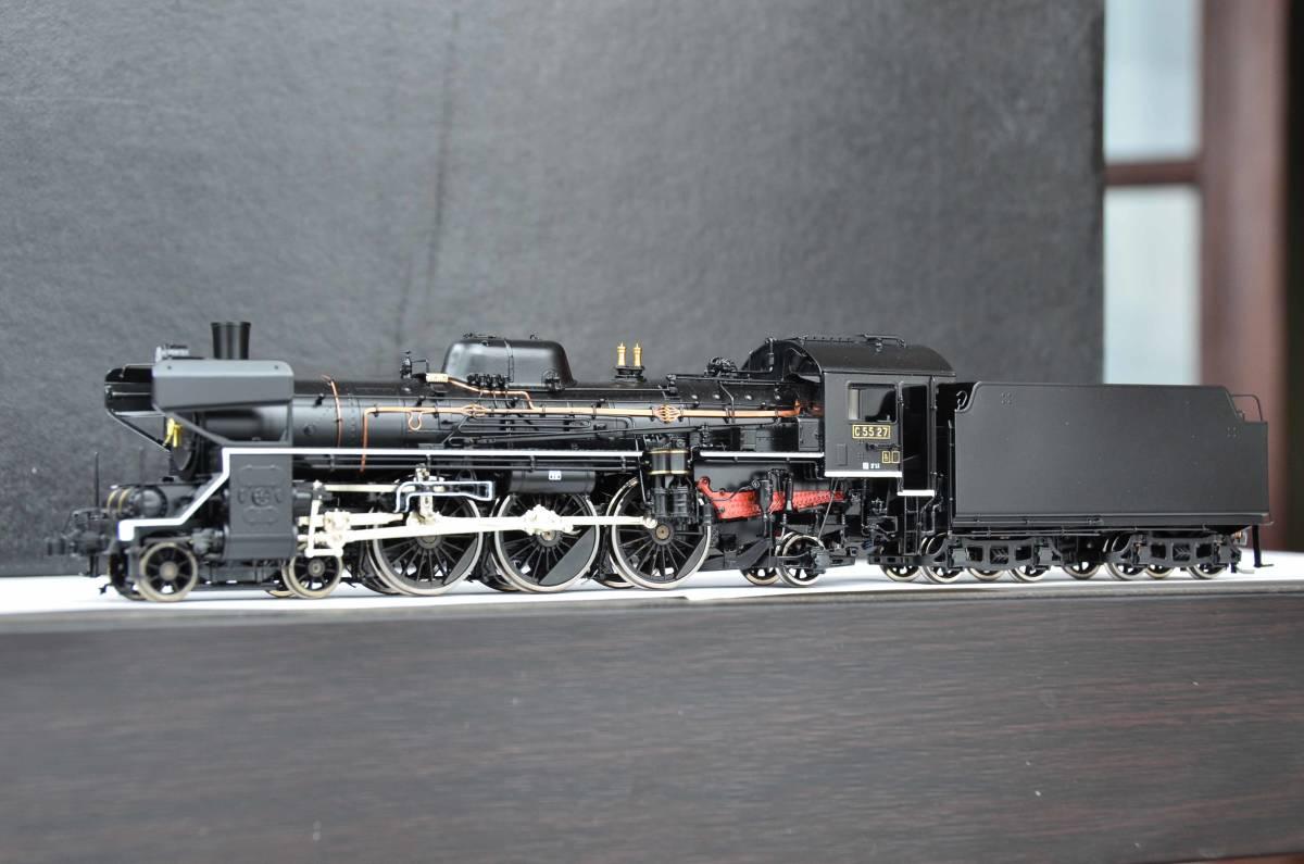 天賞堂 国鉄 C55形 27号機 九州タイプ