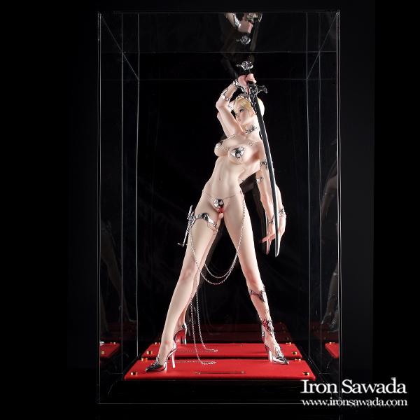 ☆ Iron Sawada ☆ Sword Silver ☆ 荒木 元太郎氏原型_画像3