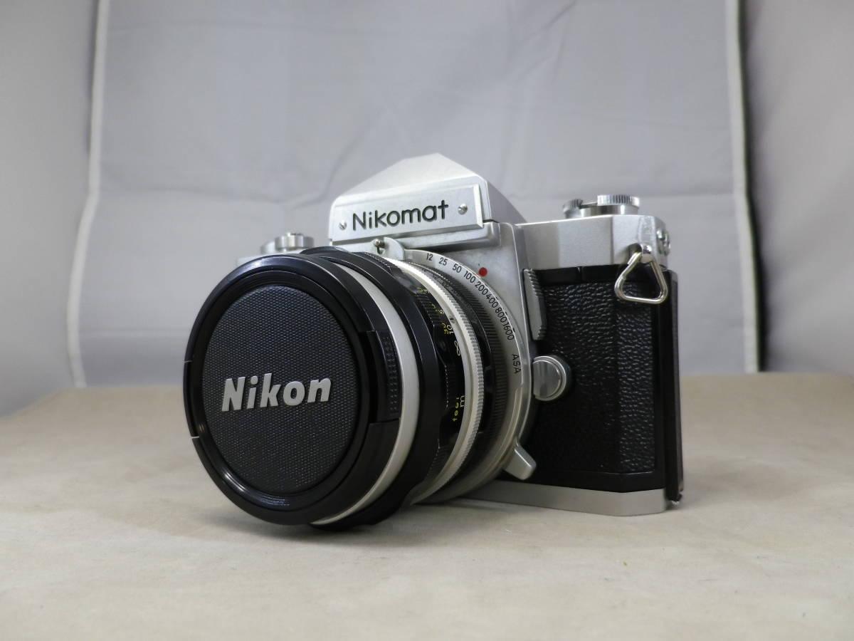 【25873】◆Nikomat ニコマット FT フィルムカメラ 一眼