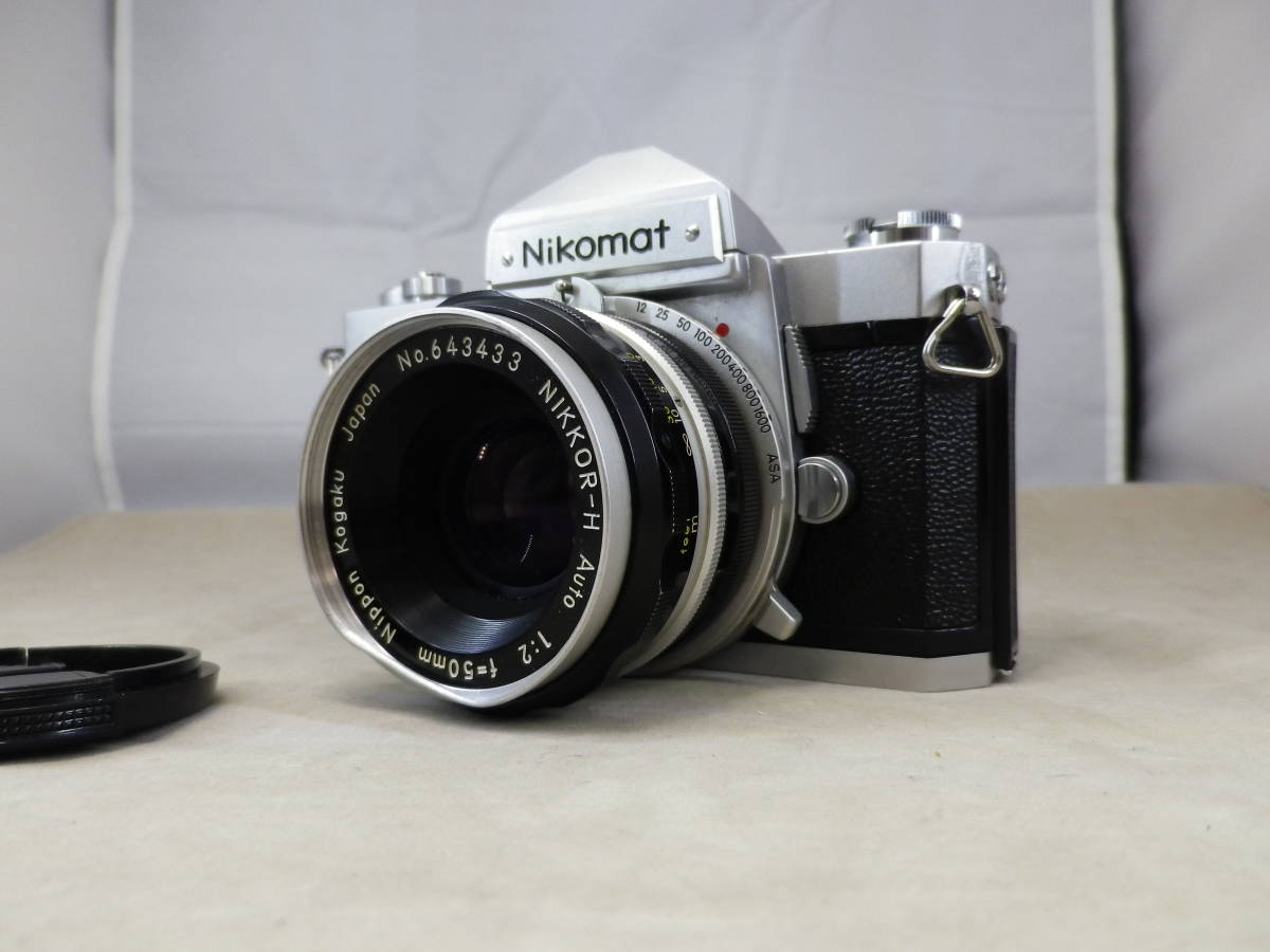【25873】◆Nikomat ニコマット FT フィルムカメラ 一眼_画像2