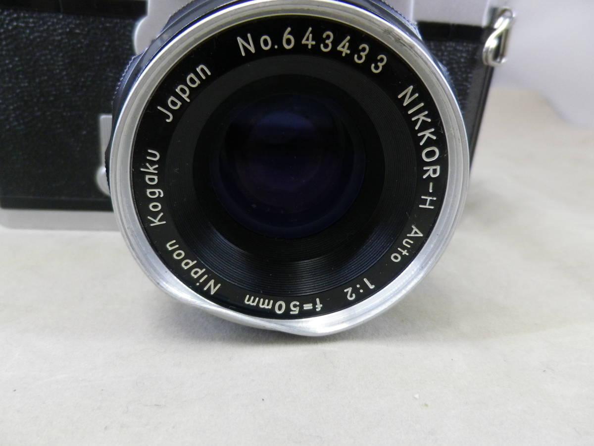 【25873】◆Nikomat ニコマット FT フィルムカメラ 一眼_画像3