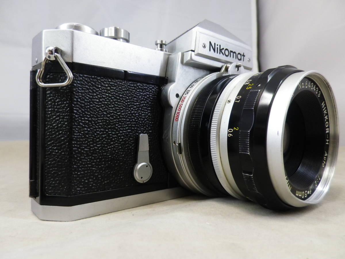 【25873】◆Nikomat ニコマット FT フィルムカメラ 一眼_画像4