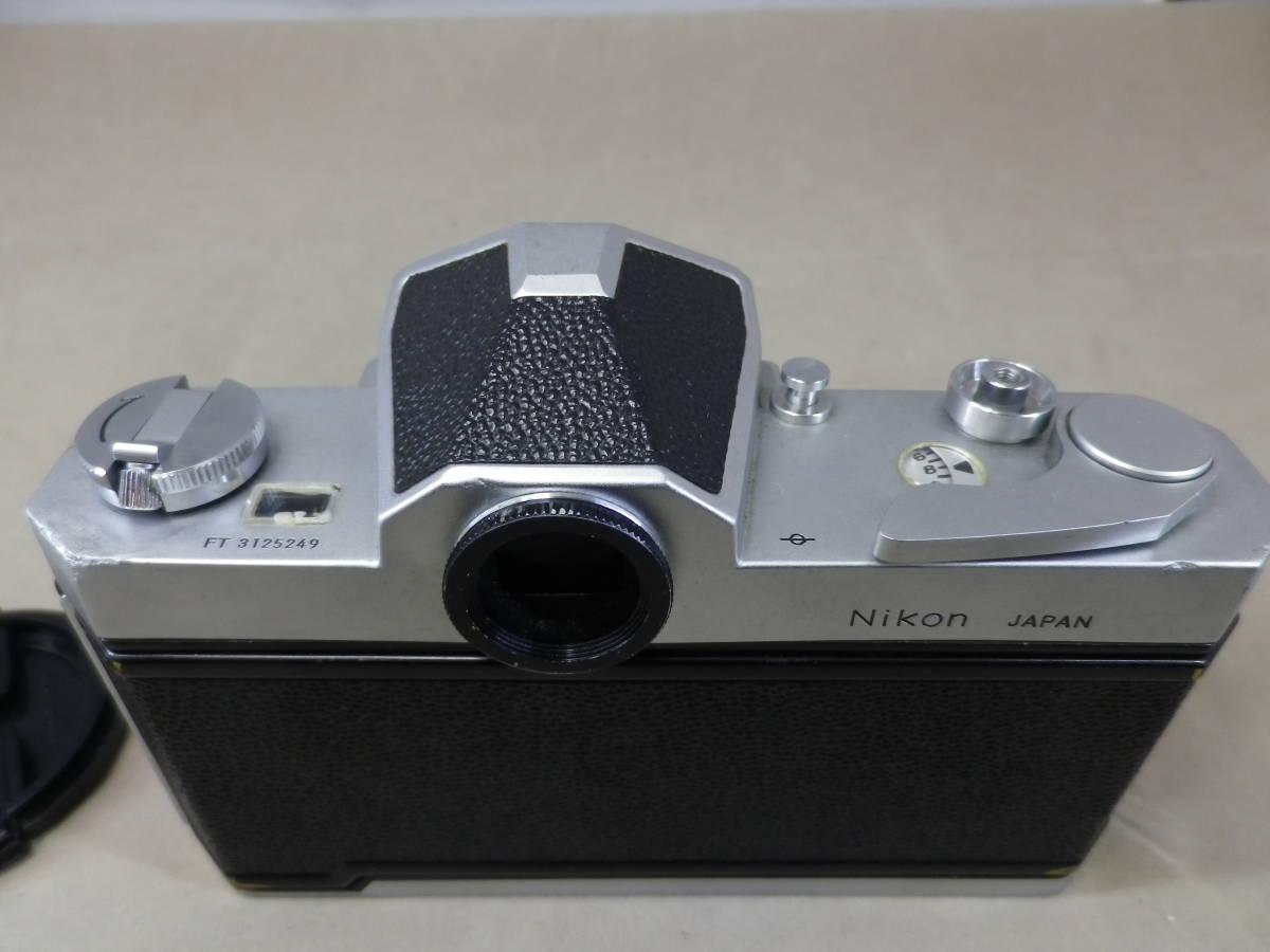 【25873】◆Nikomat ニコマット FT フィルムカメラ 一眼_画像7