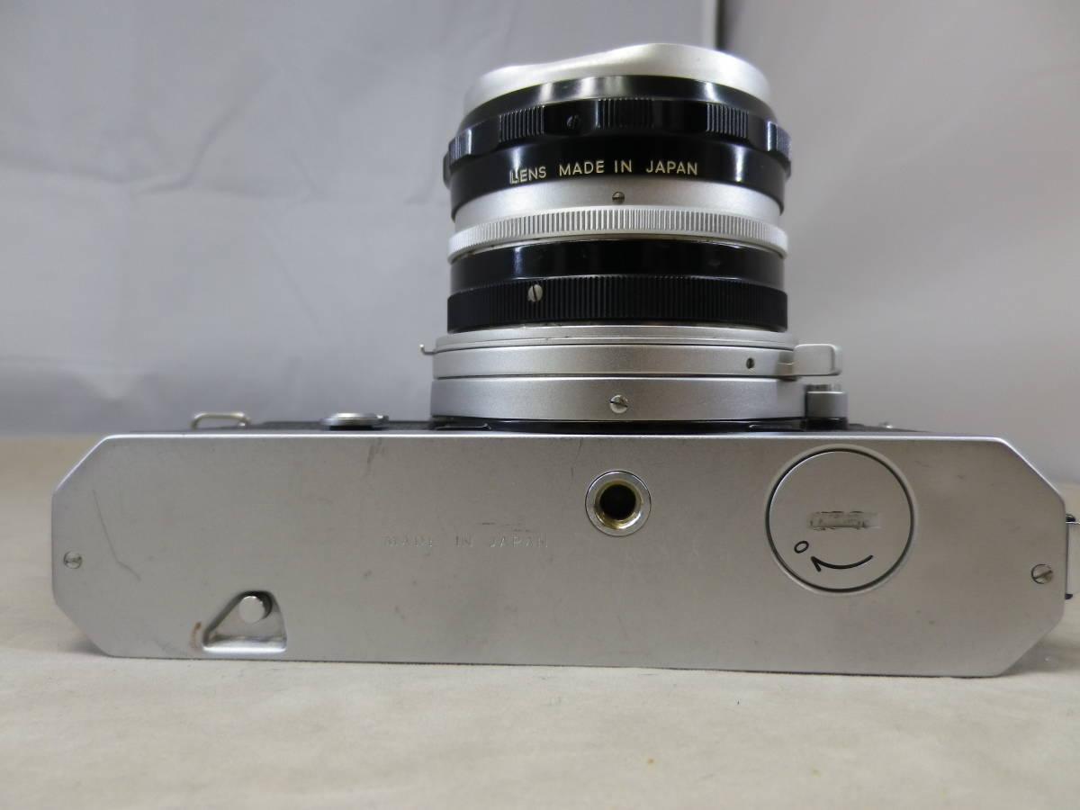【25873】◆Nikomat ニコマット FT フィルムカメラ 一眼_画像9