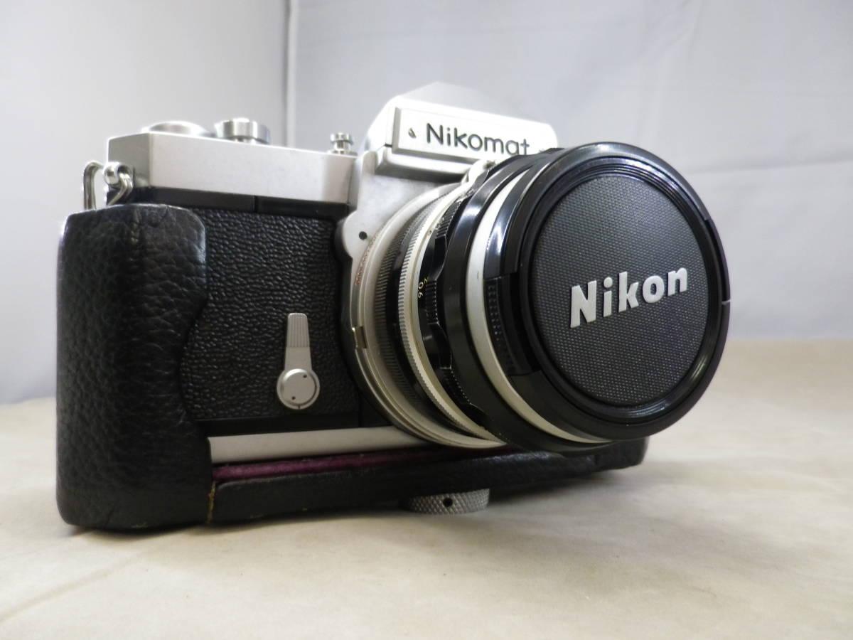 【25873】◆Nikomat ニコマット FT フィルムカメラ 一眼_画像10