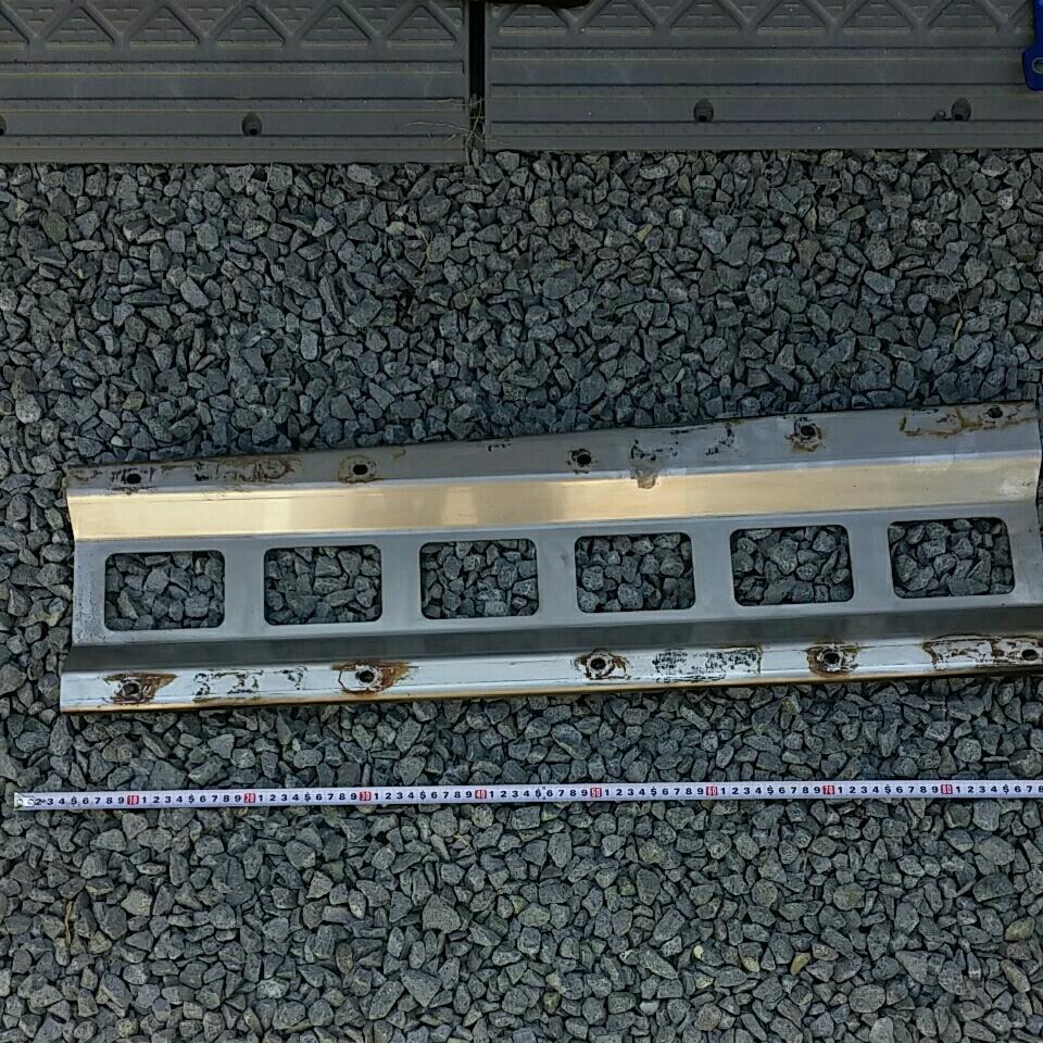 スズキ カプチーノ ER11 アンダーフロアーパネル メーカー不明 補強 剛性アップ_画像4
