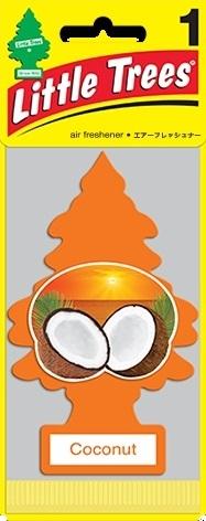 リトルツリー ココナッツ エアフレッシュナー 芳香剤 USDM ローライダー_画像1