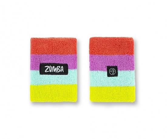 ZUMBAウェア/フィットネスエアロダンス リストバンド/二点セット 男女兼用_画像1